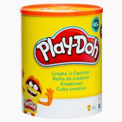 Play Doh - Lata Gigante