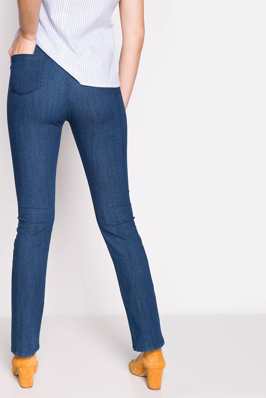 Newport - Jeans de Algodón Mujer