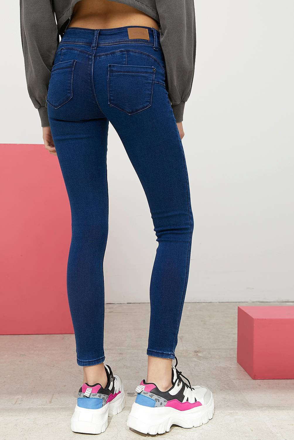 Sybilla - Jeans Skinny Fit Mujer