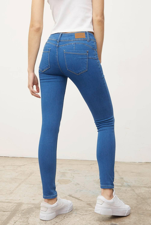 SYBILLA - Jeans Skinny Mujer