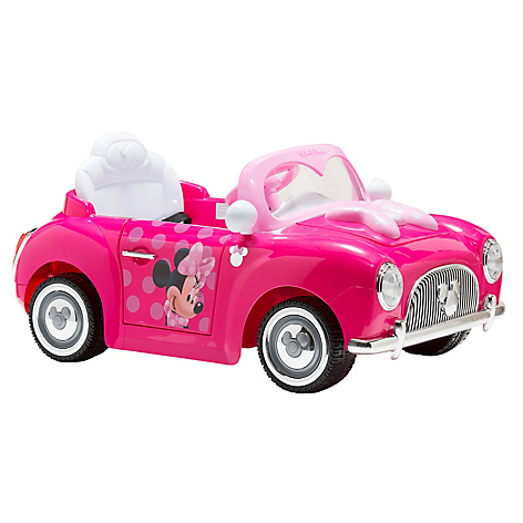 Minnie Auto Electrico Minnie 6v Falabella Com