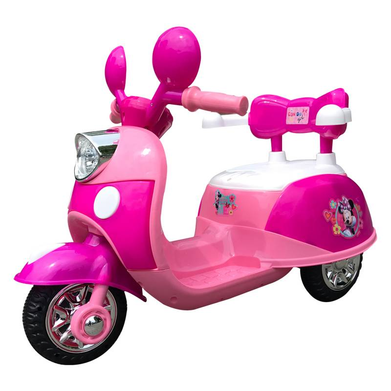 Minnie - Moto Eléctrica Minnie 6V