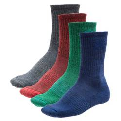 Mountain Gear - Pack 4 Calcetines Deportivos
