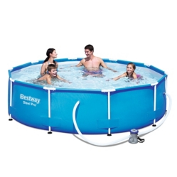 Piscinas y accesorios for Cubre piscinas bestway