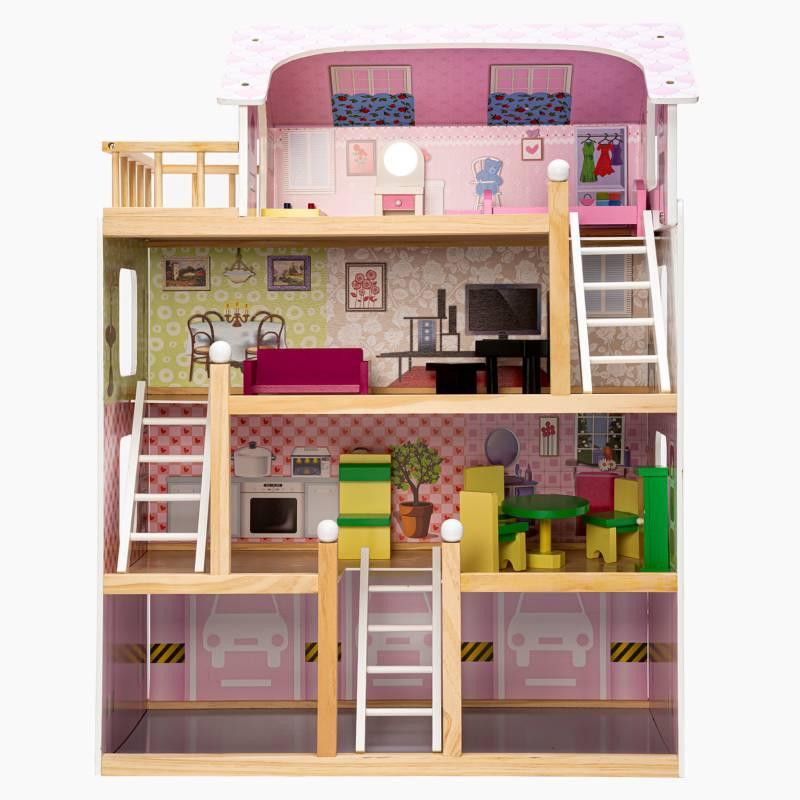 Scoop - Mini doll house