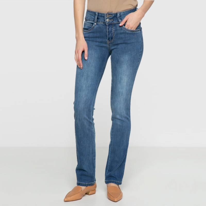 Elle Jeans De Algodon Mujer Falabella Com