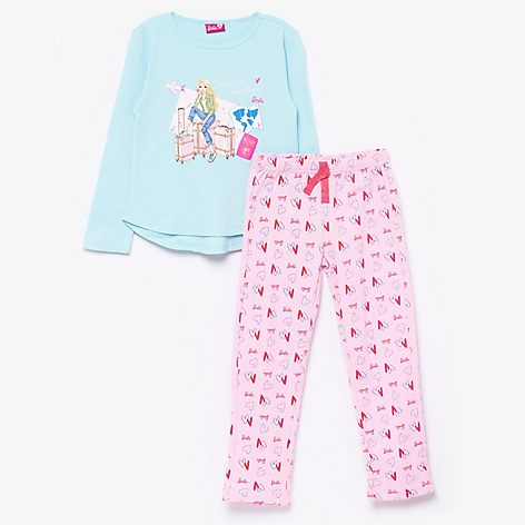 e6cceb12ea Barbie Pijama 2 Piezas - Falabella.com