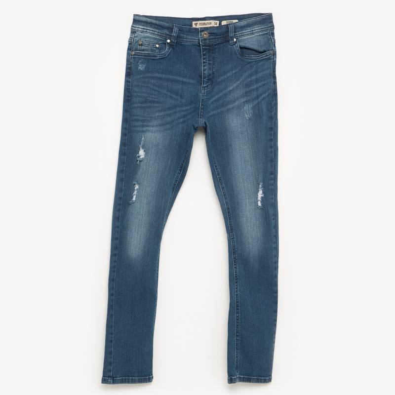 Federation - Jeans Básico Niño