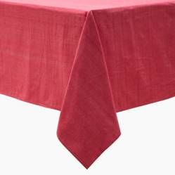 Mantel Vain Red 150x210