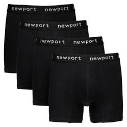 Newport - Pack de 4 Boxer de Algodón Hombre