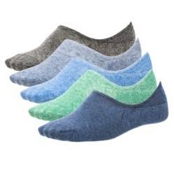 Bearcliff - Pack de 5 Calcetines de vestir