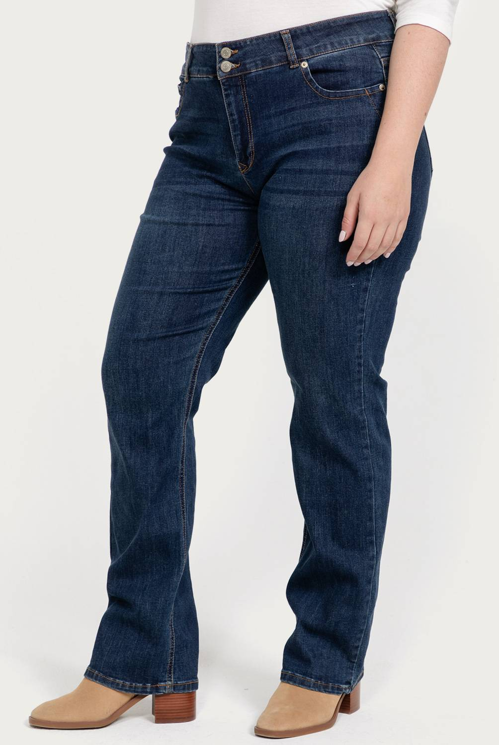 University Club - Jeans Recto Mujer