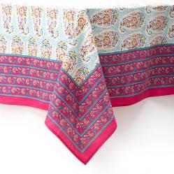 Mantel Estampado India 180x270 cm
