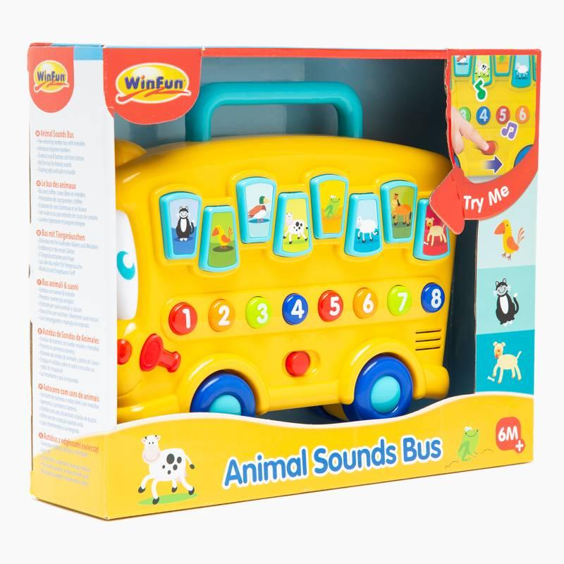 Winfun - Bus Interactivo