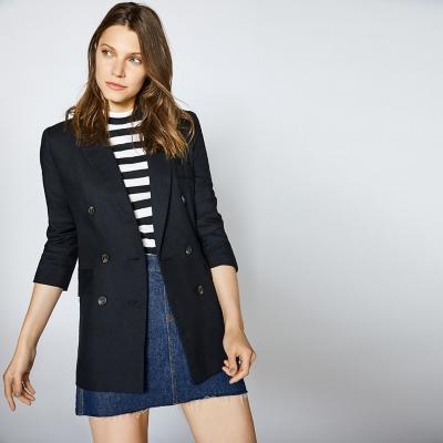 Modelos de blazer de mujer 2019
