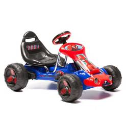 Go Kart a Pedales Spiderman