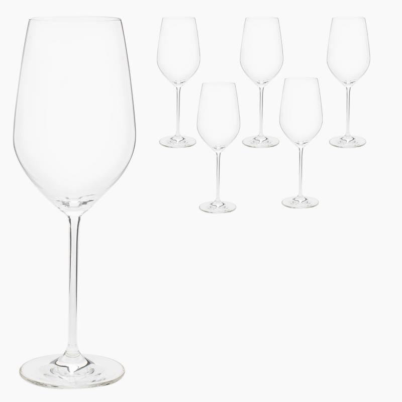 Schott Zwiesel - Set x 6 Copas Bordeaux Goblet Fort 650 ml