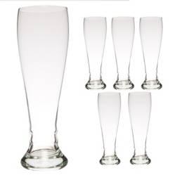 Set x 6 Vasos Beer Glasses