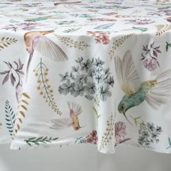 Roberta Allen - Mantel Floral Laura 180 cm Redondo