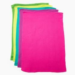 Benetton - Set 5 Paños  Colores Arco