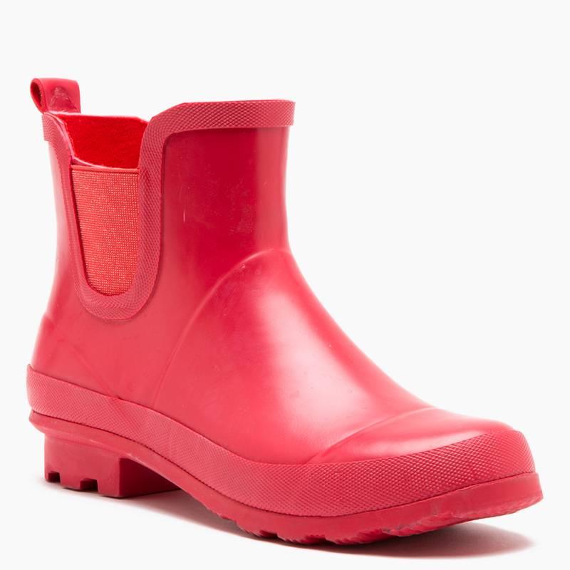 SYBILLA - Zapato de Agua Mujer Roja