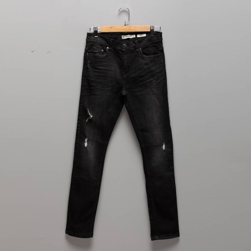 FEDERATION - Jeans Skinny Roturas Algodón Niño