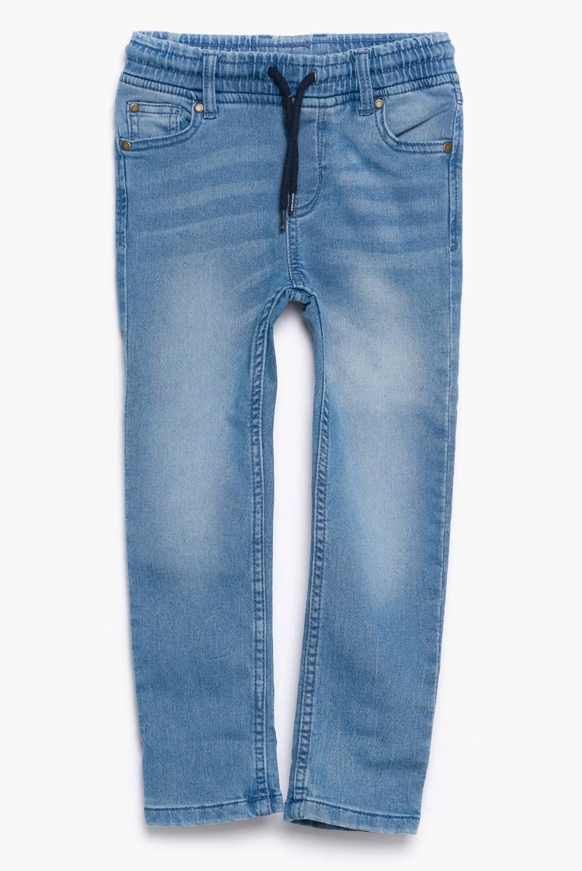 YAMP - Jeans Cintura Elásticada Algodón Niño