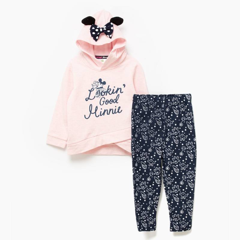 Minnie - Conjunto Niña