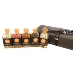 Cata de 5 Condimentos y Sales Gourmet Concepto Mk