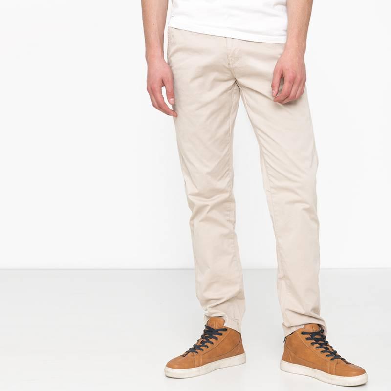 Bearcliff - Pantalón Casual Slim Fit