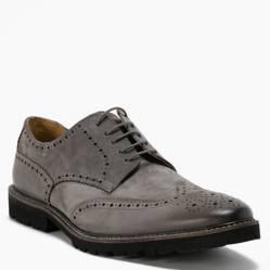 La Martina - Zapato Casual Cuero Hombre Par Gr