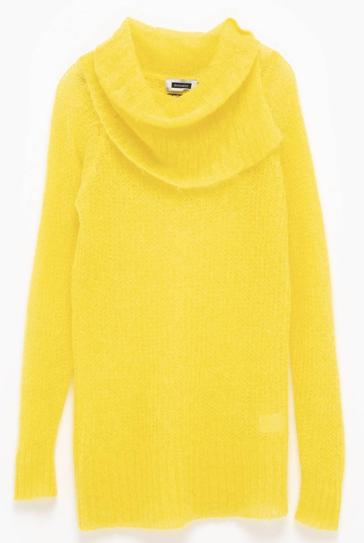 BASEMENT - Sweater de Alpaca Manga Larga Mujer