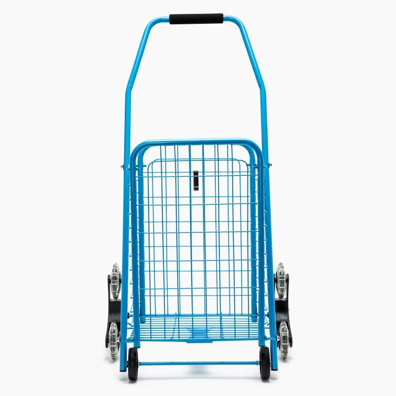 Mica - Carrito Plegable 4x4 Colores Azul
