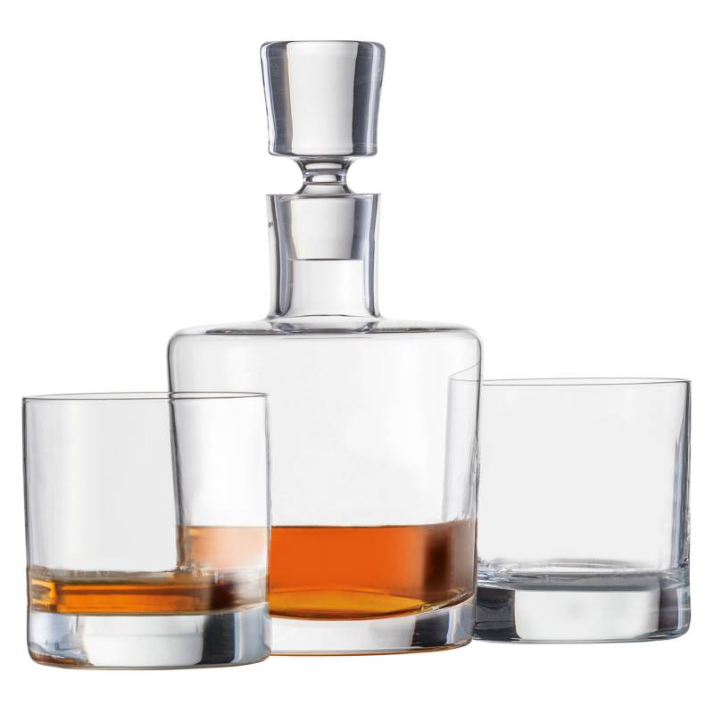 Schott Zwiesel - Set Botella + 2 Vasos de Whisky