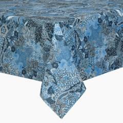 BASEMENT HOME - Mantel Estampado Coated 150x250 cm