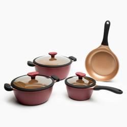 Wurden - Batería de Cocina 7 Piezas Chef
