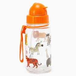 Botella Plástica Unicorn