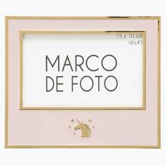 MICA - Marco Foto Kids Rosado 6X4