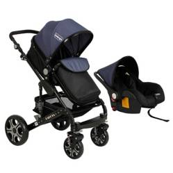 Bebeglo - Coche Travel System RS-13660