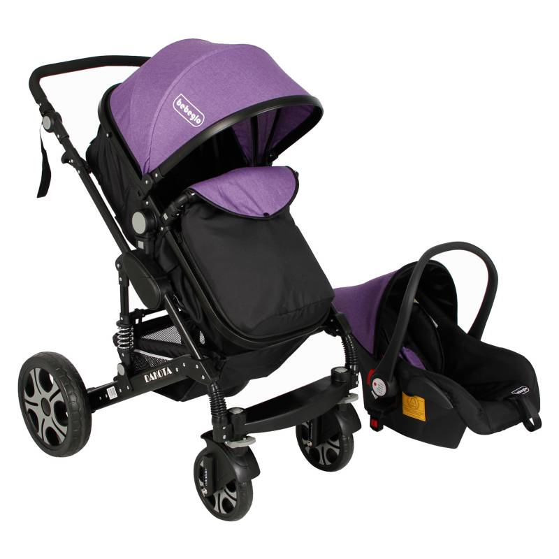 Bebeglo - Coche Travel System Dakota