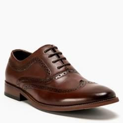 Basement - Zapato Formal Cuero Hombre Burketa Brog Tn