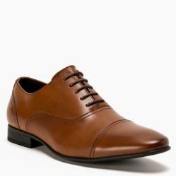 Basement - Zapato Formal Cuero Hombre Burketa Tn