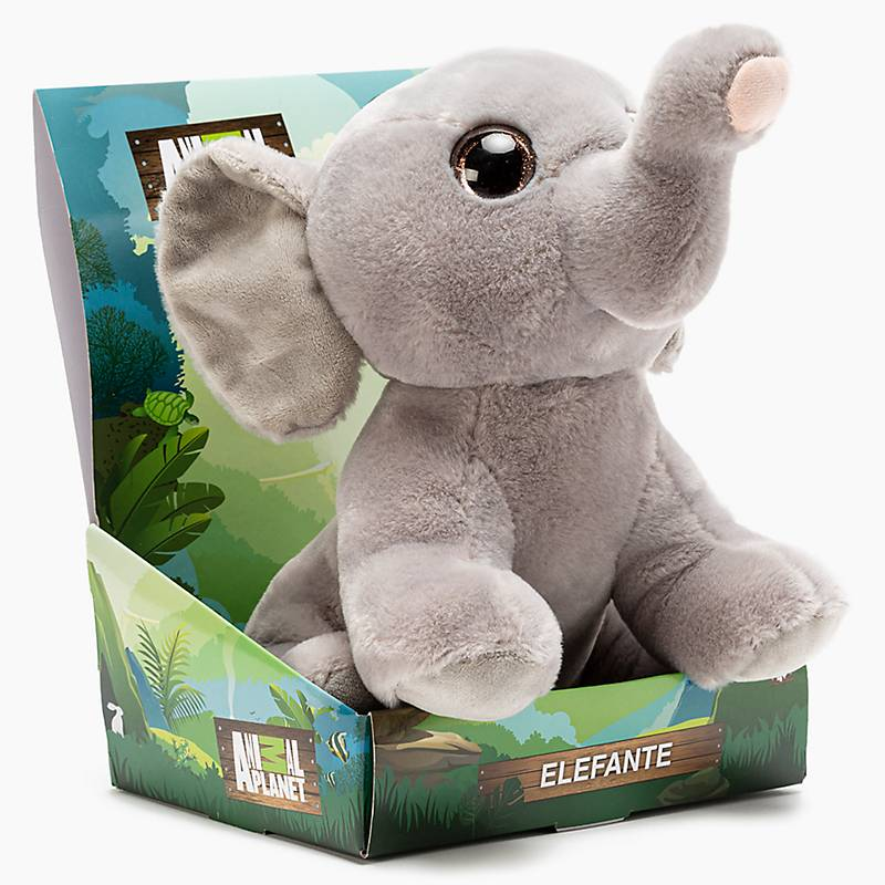 a0fccb4c310 Animal Planet Peluche Elefante 28 cm - Falabella.com