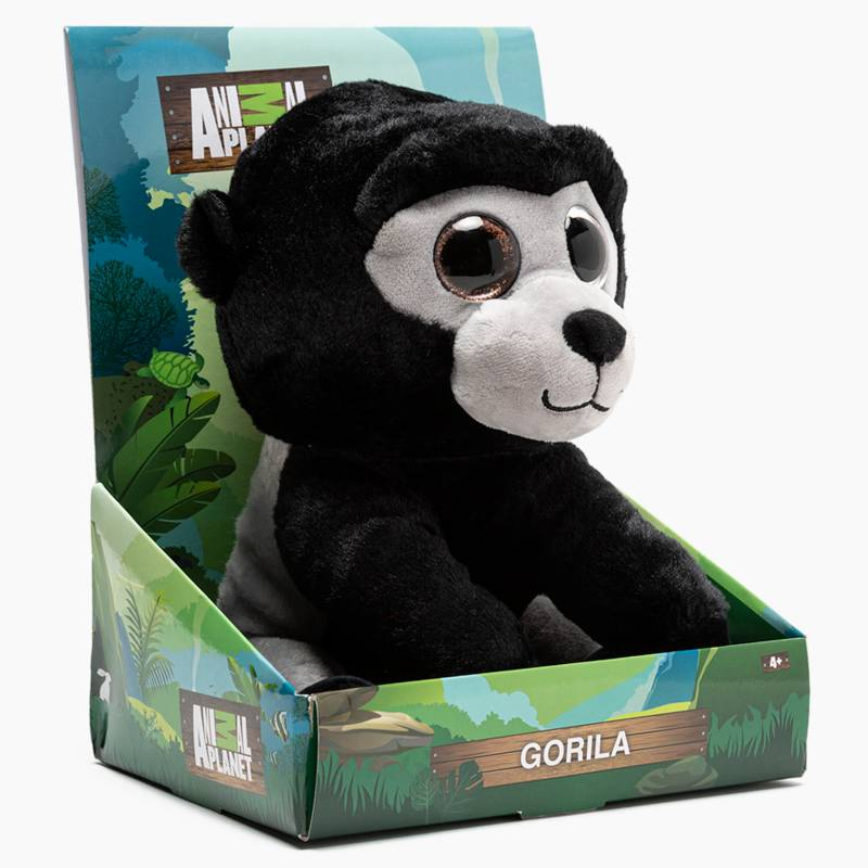 Animal Planet - Peluche Gorila 28 cm