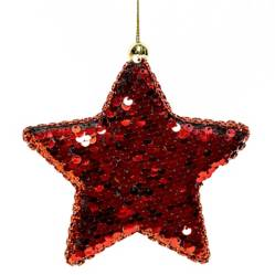 Adorno Star Red/Gold 12 cms