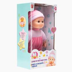 Muñeca Frases Adorables Pink