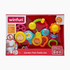 WINFUN - Set Bebe Sonajeras