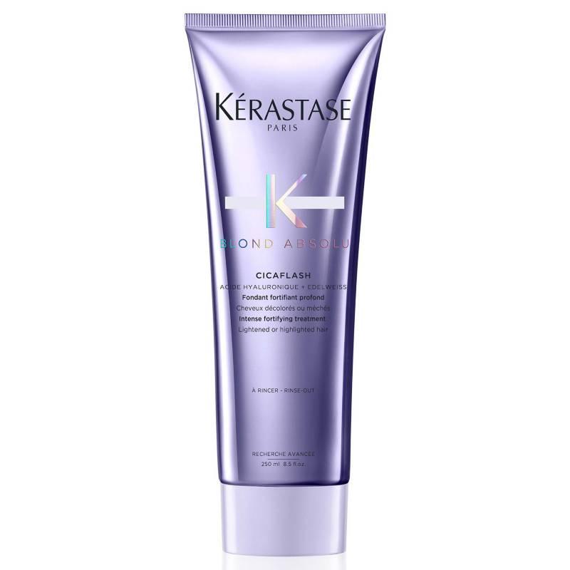 KERASTASE - Acondicionador Cabello Rubio Cicaflash Blond Absolu 250 Ml