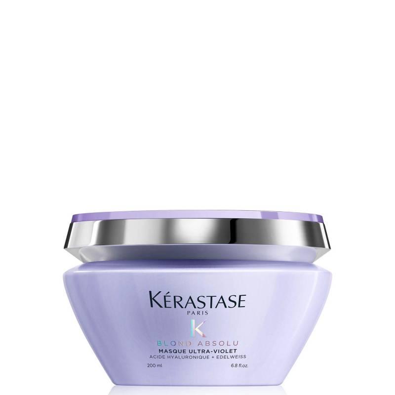 KERASTASE - Máscara Cabello Rubio Masque Ultra-Violet Blond Absolu 200 Ml