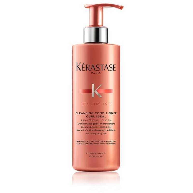 KERASTASE - Shampoo 2 en 1 Cleansing Conditioner Curl Ideal Discipline 400 ml